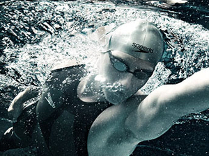 Speedo forces competitors to go with the flow
