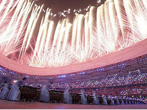Perspective... At what cost will China run its Olympic victory lap?