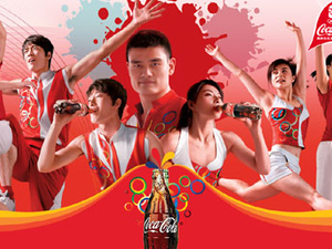 Coke tops Olympic performance table