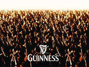 Guinness set to bring 'Rise together' to Asia