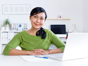Web takes lead for Asian mothers