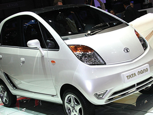 Live Issue... Tata Nano heralds new era for Asian car brands