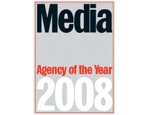 Entries soar for 2008 Agency of the Year awards