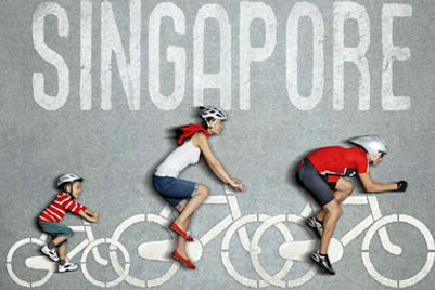 Spectrum Worldwide launches Cycle Singapore 2009 with a new campaign
