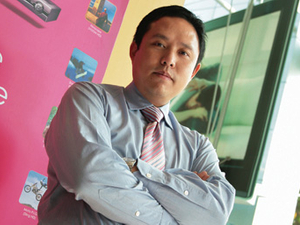 Profile... Low aims to make mio TV the market leader