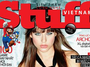 Stuff magazine makes debut in Vietnam
