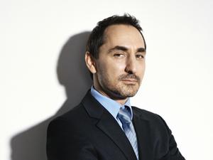 Droga unveiled as Spikes jury chairman