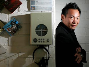 Profile... Chiang out to transform PHD into a heavyweight