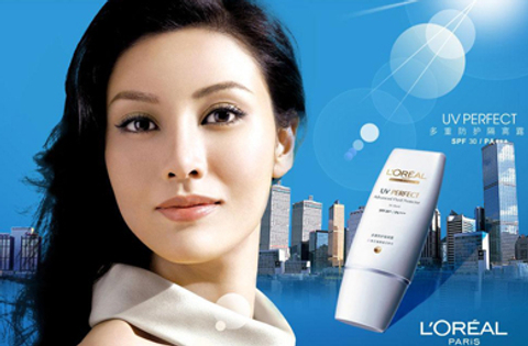 L'Oreal pitches Japan media