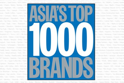 Asia's Top 1000 Brands of 2009