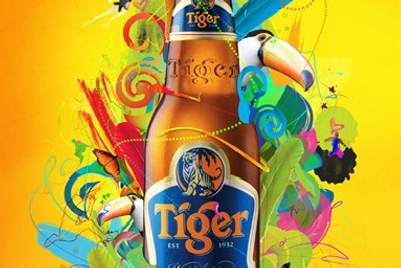 Tiger Beer appoints Iris and G2