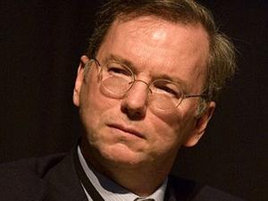 Schmidt departs from Apple board