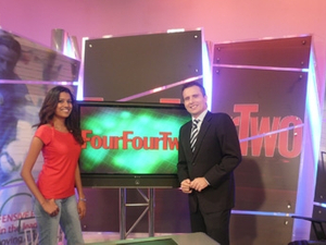 FourFourTwo launches weekly television programme on Malaysia's Astro