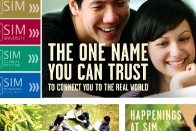 Singapore Institute of Management hires The Brand Union