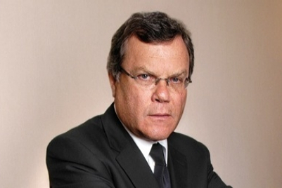 Sir Martin Sorrell: 'No green shoots for advertising, apart from in China'
