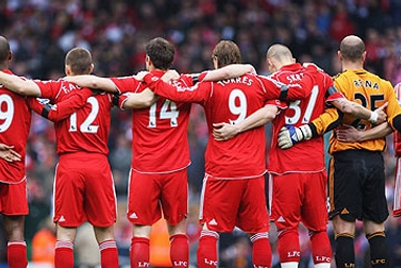 Standard Chartered to look for 'help' with Liverpool FC sponsorship