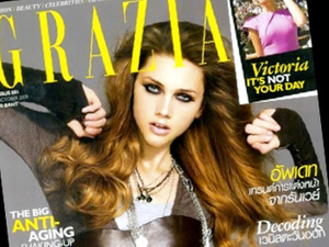Grazia launches in Thailand