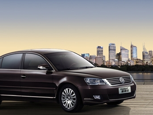 Volkswagen kicks off two pitches in China