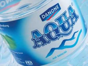 Danone pitches Aqua's digital business in Indonesia