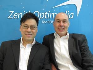 ZenithOptimedia promotes Malcolm Hanlon and Steven Chang