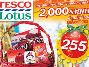 Live Issue... Tesco uses Thailand as test-bed for internet shopping