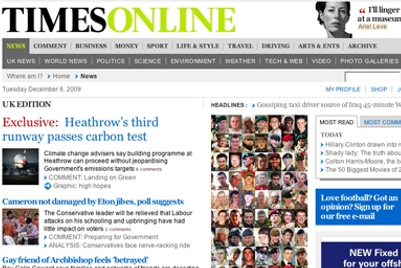News Corp to join top publishers in paid content alliance