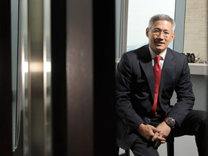 Profile... Wei repositions AIA for an Asia-focused future