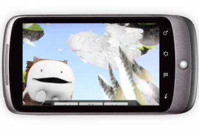 Google unveils Nexus One mobile phone