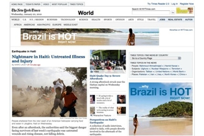 New York Times to launch paid model for NYTimes.com