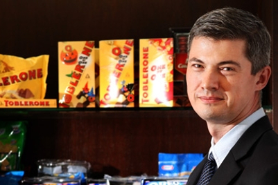 Kraft's Asia-Pacific VP Shawn Warren shares his recipe for success