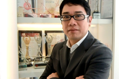 Richard Tan appointed as vice-president of DDB China Group