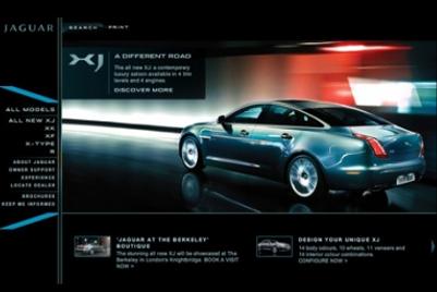 Pulse MediaTech wins Jaguar Hong Kong's website re-design brief