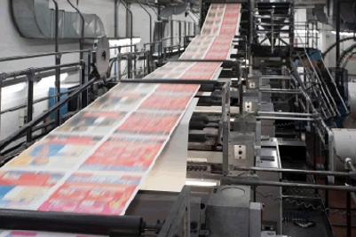 Apple's iPad may not be enough to save the print industry