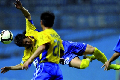 Chinese Super League soccer scandal keeps sponsors on the sidelines
