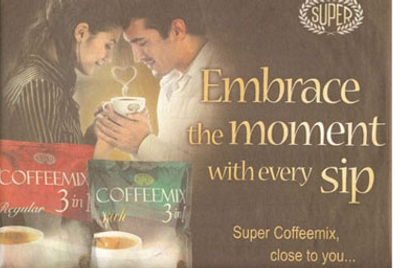 The Brand Union Singapore to handle branding for Super Coffeemix