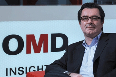 Profile: OMD's Mainardo de Nardis thinks big as clients spend little