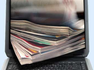Can print find a clear digital path?