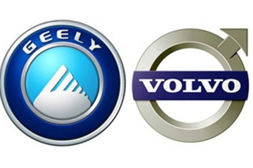 Volvo Geely China