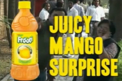 Frooti | Juicy Mango Surprise | India