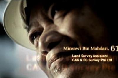 Ministry of Manpower   Lifetime Achievers   Singapore