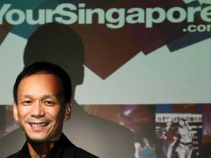 Profile: STB's Ken Low says 'YourSingapore' is aleady bearing fruit