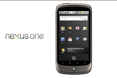 Google drops direct approach for Nexus One