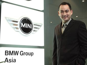 Profile: Marketing head Lito German on BMW's Asia operations