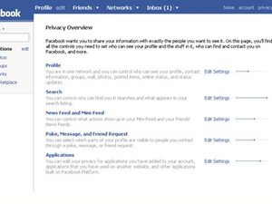 Facebook overhauls privacy settings... again