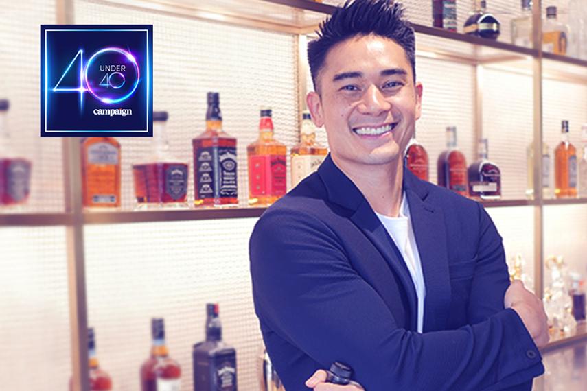 40 Under 40 2020: Bernard Cheng, Brown-Forman