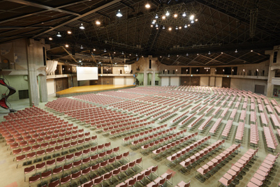ICC Kyoto doubles event space