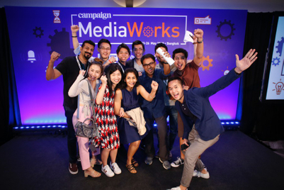 Teamwork, mentoring and initiative on show at MediaWorks 2018