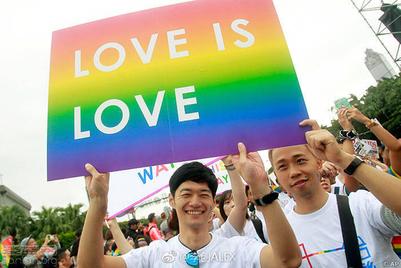 台灣同性婚姻合法化了,或許有這些品牌的推波助瀾