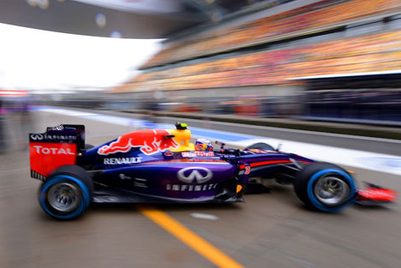 Inside Infiniti's Formula 1 marketing machine