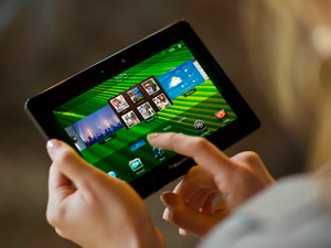 Muted debut for Blackberry Playbook in Singapore